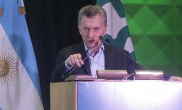 Macri dijo qué le preocupa la situacion del empleo en Argentina y defendió la suba de tarifas