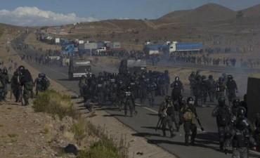 Viceministro boliviano fue