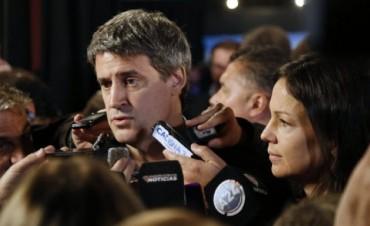 Prat Gay dijo que  en Córdoba la inflación anual será del 25%