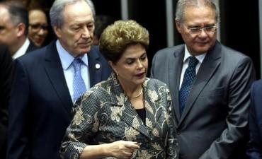 Por 61 votos a favor, el Senado destituyó a Dilma Rousseff