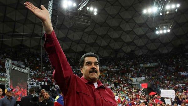 Nicolás Maduro dijo que lo provocan para convertirse en