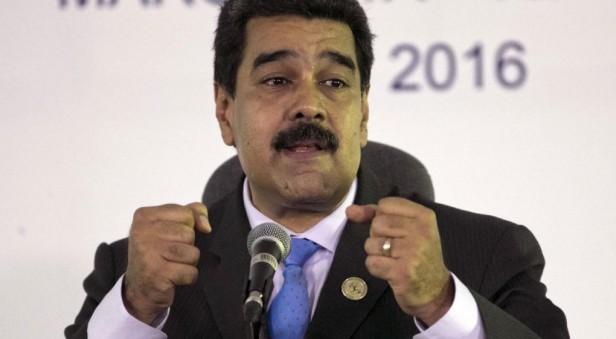 Macri dijo que Argentina pedirá retirar a Maduro la Orden del General San Martín