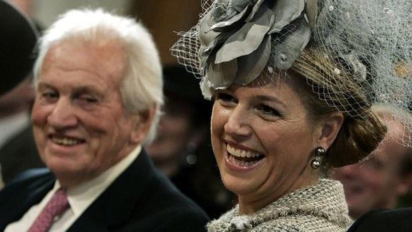 Murió Jorge Zorreguieta, el padre de la reina Máxima de Holanda