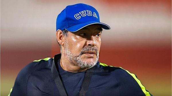 Masivo repudio contra Diego Maradona por su apoyo a la dictadura venezolana
