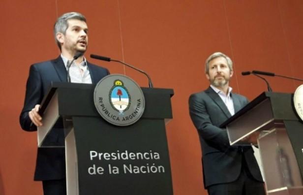 Peña y Frigerio defendieron las elecciones celebradas