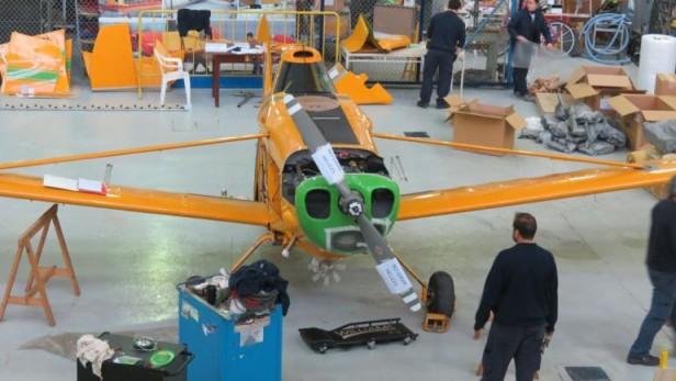 Fadea volvió a exportar aviones luego de 25 años