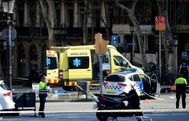 Atentado terrorista en Barcelona deja un saldo de 13 muertos y al menos 50 heridos