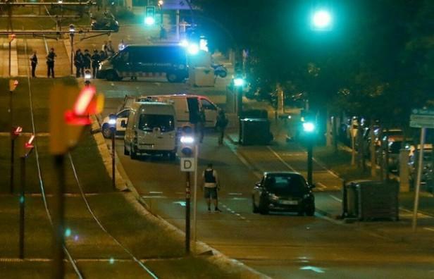 Abatieron a cinco terroristas en un segundo atentado vinculado al ataque en Barcelona