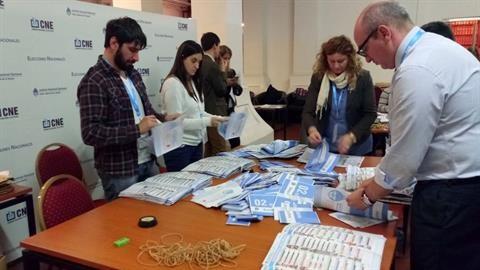 Amplio triunfo de Cristina Kirchner en las cárceles bonaerenses