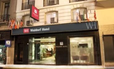 Ordenaron un nuevo allanamiento en el hotel de Capital Federal que sería de Cristina Kirchner