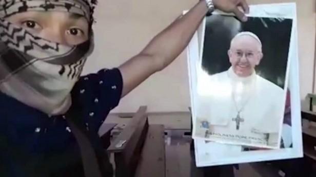 El Estado Islámico amenazó al papa Francisco y dijo que llegará a Roma