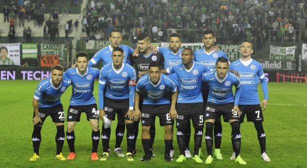 Belgrano arranco la Súper Liga con el pie izquierdo, tras perder con Banfield