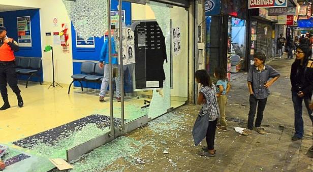 Fuertes incidentes en las manifestaciones contra el gatillo fácil en Córdoba