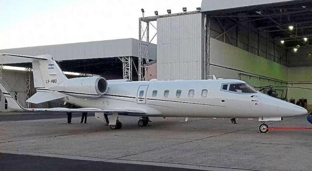 Provincia incorporó un avión sanitario de $ 90 millones