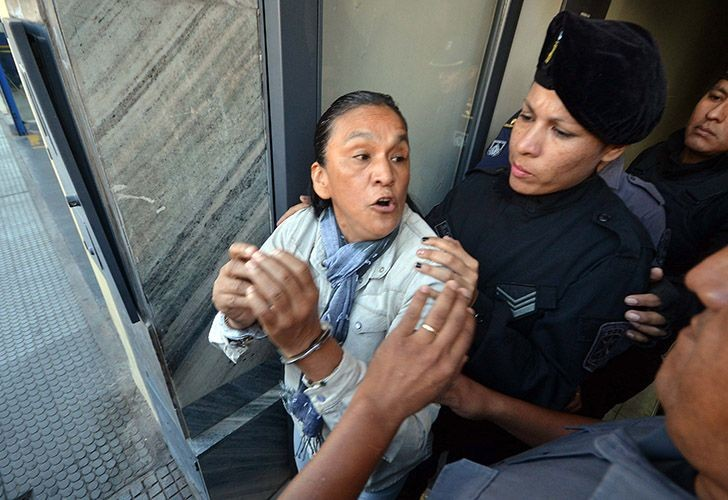 La Corte Suprema ordenó que Milagro Sala vuelva a tener prisión domiciliaria