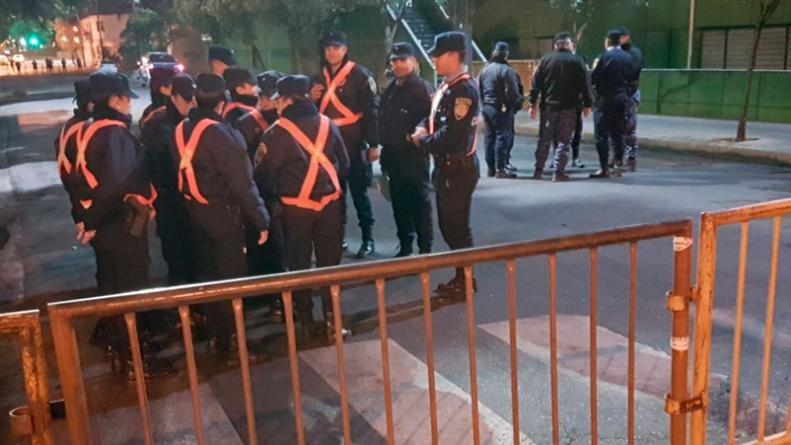EPEC le pagó una fortuna a la Policía para custodiar la sede central