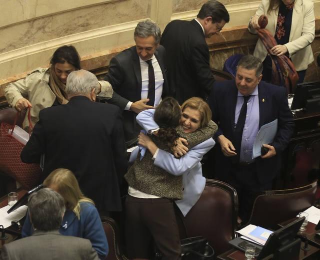 Tras debate histórico, Senado rechazó legalización del aborto