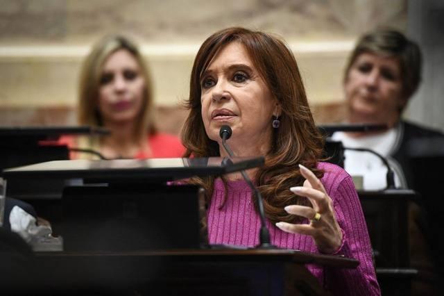 Cristina declara ante Bonadio por la causa de los sobornos