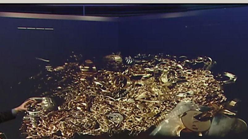 Saillén tenía 2.5 millones de pesos en oro