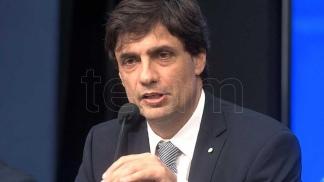Lacunza explicó las medidas ante el gabinete nacional