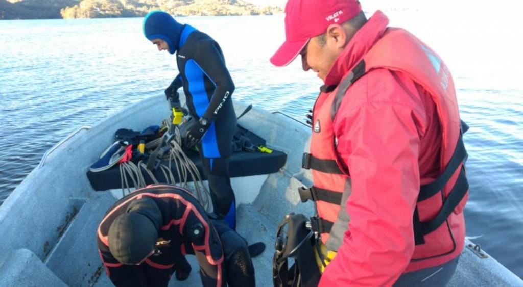 Hallaron el cuerpo de un joven que buscaban en el lago San Roque