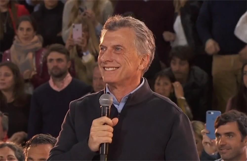 """Macri: """"Falta poco para definir el futuro de nuestro país para siempre"""""""