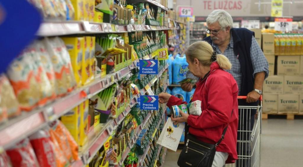Supermercados esperan listado de precios tras la devaluación