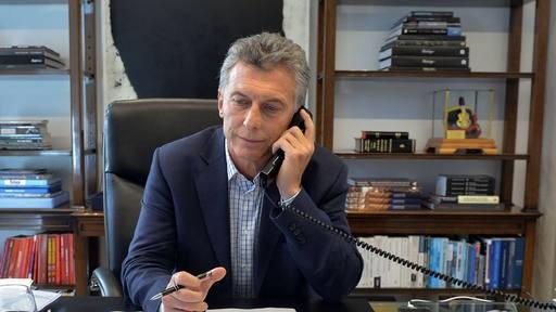 Macri llamó a Alberto y habló de una