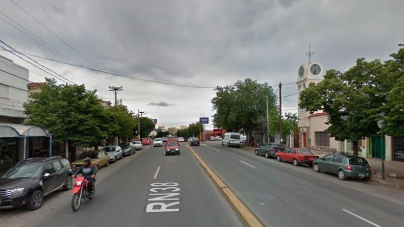 Tragedia en La Falda: un joven murió al chocar con su moto