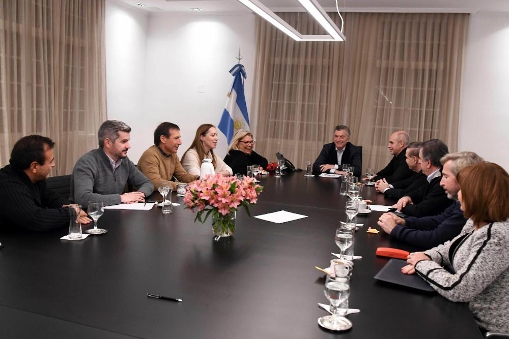 Tras la cumbre en Olivos, el Gobierno descartó más cambios en el Gabinete