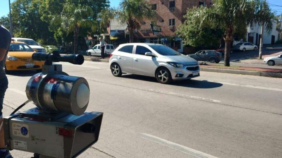 Comenzaron las multas por exceso de velocidad en Córdoba