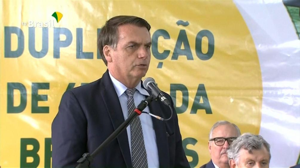 A Bolsonaro: