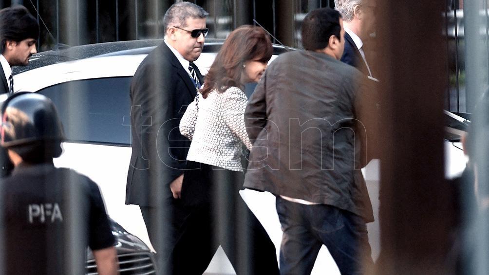 Cristina Kirchner será la última en ser indagada y se pospuso la audiencia del lunes