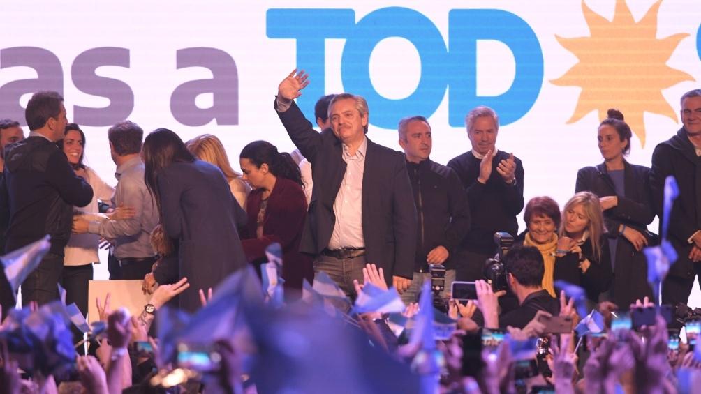 Fernández obtuvo dos millones más de votos que Macri en provincia de Buenos Aires