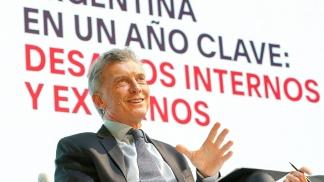 Macri confirmó que una misión del FMI vendrá a la Argentina