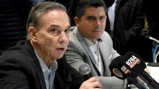 Pichetto le aconsejó a Fernández que baje la tensión con Bolsonaro