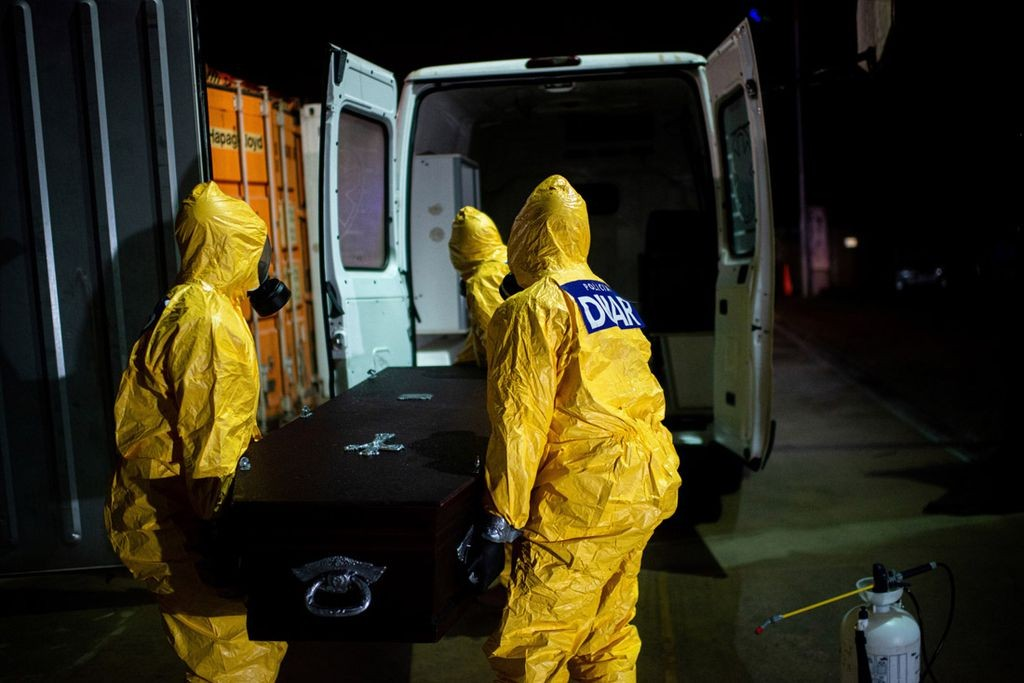 Coronavirus en Córdoba: 29 fallecidos y 1.548 contagiados. Villa Allende 13 detectados y 3 fallecidos