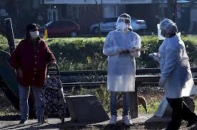 Coronavirus en Argentina: 6.994 nuevos casos y 161 muertes