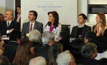Cristina y su gabinete suman 745 denuncias ante la Justicia Federal