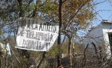 Controversia en Unquillo por antenas en zona urbana