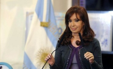 "Cristina TV: la Presidenta pidió terminar ""con el contagio de la mala onda"""