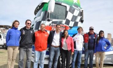 Deportes presentó el Campeonato de Fórmula Truck 2014