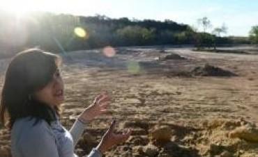 Polémica por el desmonte de un terreno en Villa Belgrano