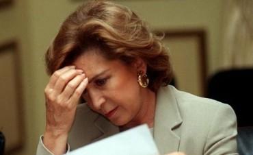 Ratificaron la condena de cuatro años de cárcel para María Julia Alsogaray por la privatización de Entel