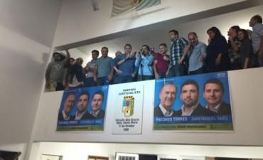 Unión por Córdoba retuvo la intendencia de Alta Gracia