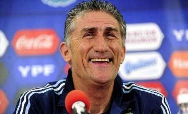 Bauza confirmó el equipo para la vista de Argentina a Venezuela