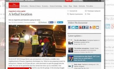 Para la revista The Economist, Rosario es