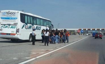 Amplían los controles en la autopista Córdoba-Carlos Paz