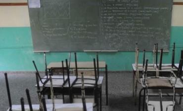 Paro docente por la reapertura de las paritarias