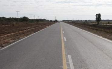 Dos muertos por accidentes viales en el interior provincial